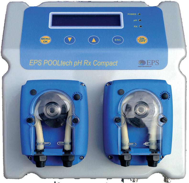 Chloor en pH doseerautomaat